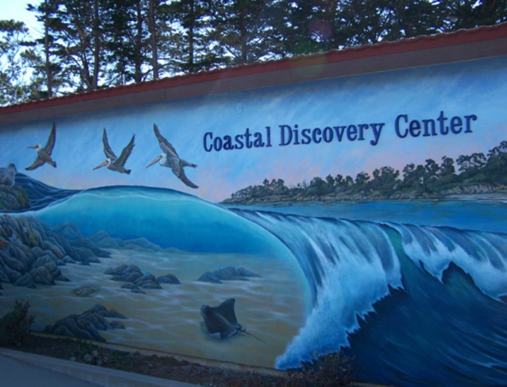 Monterey Bay National Marine Sanctuary Coastal Discovery Center