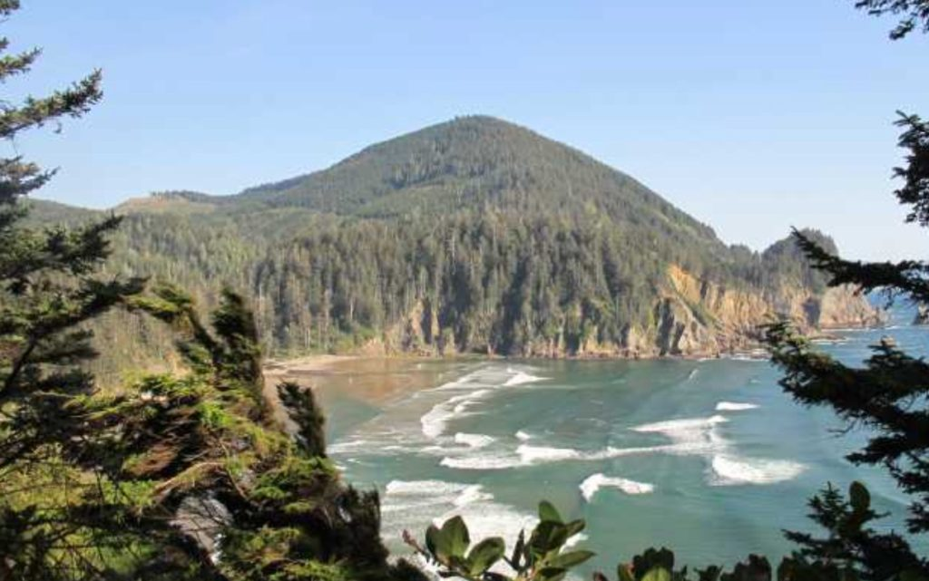 Cape Falcon Viewpoint
