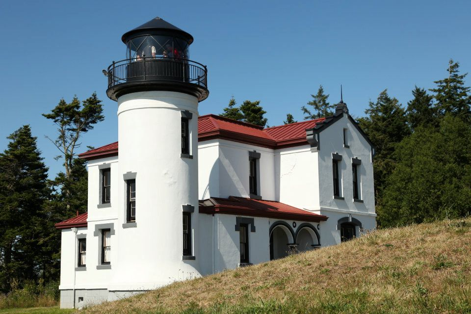 Admiralty Head Lighthouse, Fort Casey