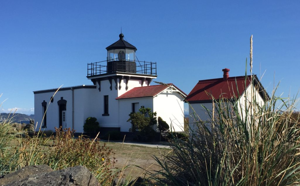 Point No Point Lighthouse Kitsap Peninsula