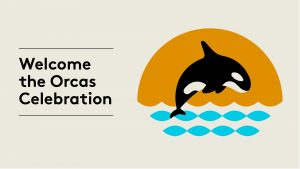 Welcome the Orcas! @ Alki Beach Bathhouse | Seattle | Washington | United States